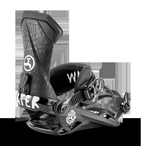 Legaturi Snowboard - Nitro The Team | snowboard