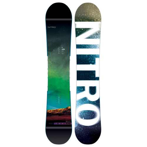 Placi Snowboard -   nitro The Team Exposure Gullwing | snowboard