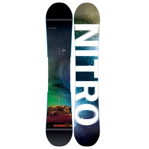 Placi Snowboard - Nitro The Team Exposure Gullwing | snowboard