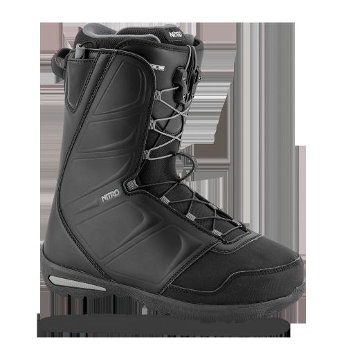 Boots Snowboard - Nitro The Vagabond | Snowboard