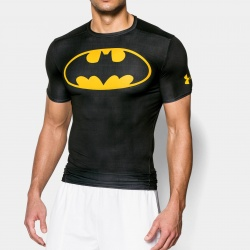 fitness under armour-SS Compression Shirt