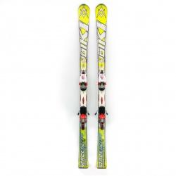 skitest volkl-Racetiger Speedwall SL