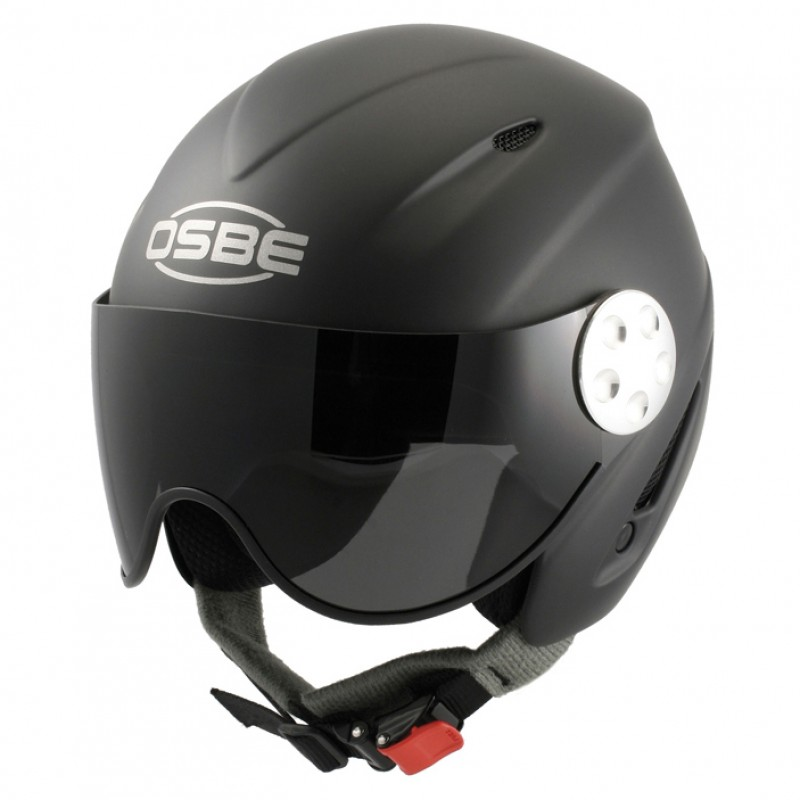 Casca Ski & Snow - Osbe Proton Jr Black | Echipament-snow